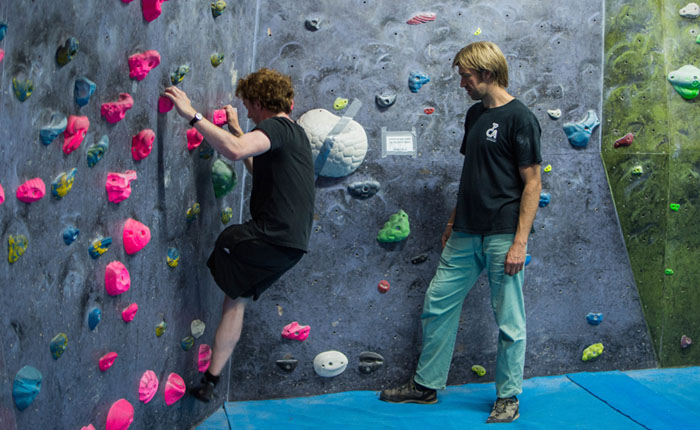 The Climbing Academy | Indoor Bouldering At Its Best